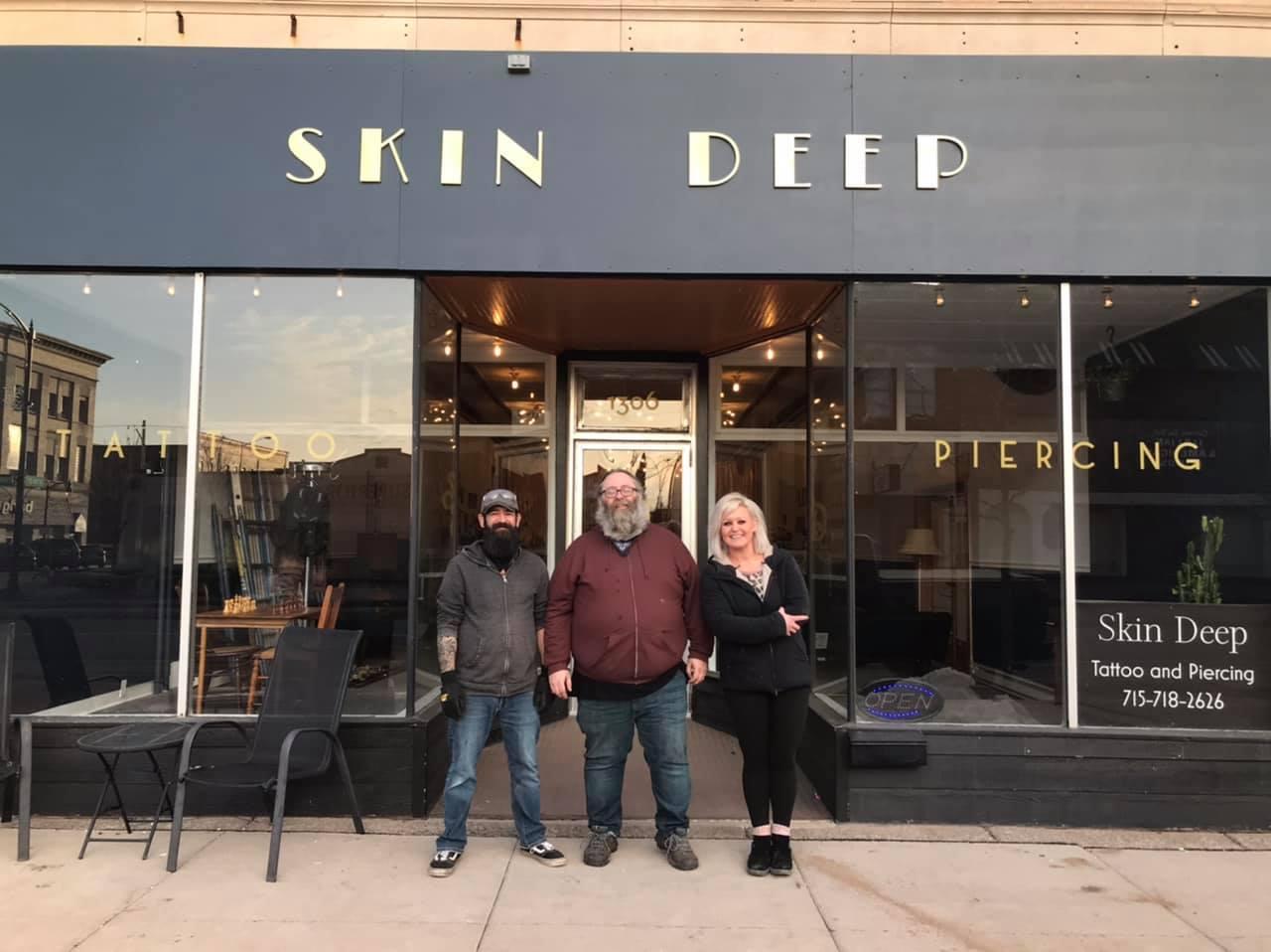 Skin Deep storefront